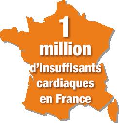 L'insuffisance cardiaque en France