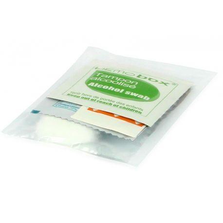 Kit hygiène avec gel hydroalcoolique