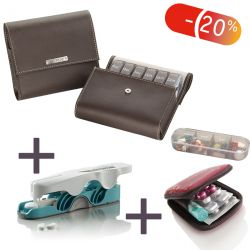 Pilbox Maxi + Cutter + Pocket