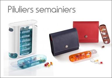 piluliers semainiers